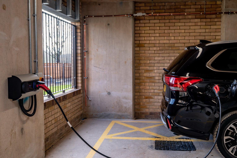 car park electric vehicle