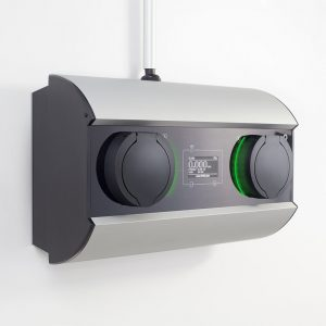 Wall Mounted Charger