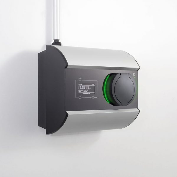 Wall Mounted EV Charger
