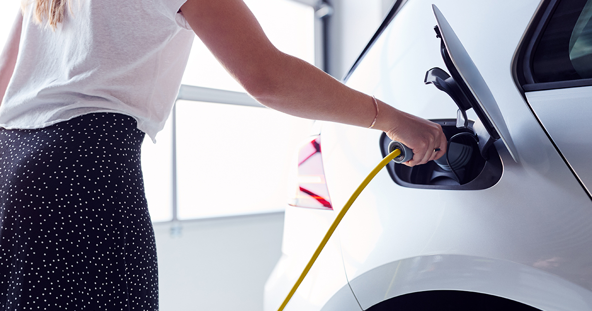 workplace ev chargers