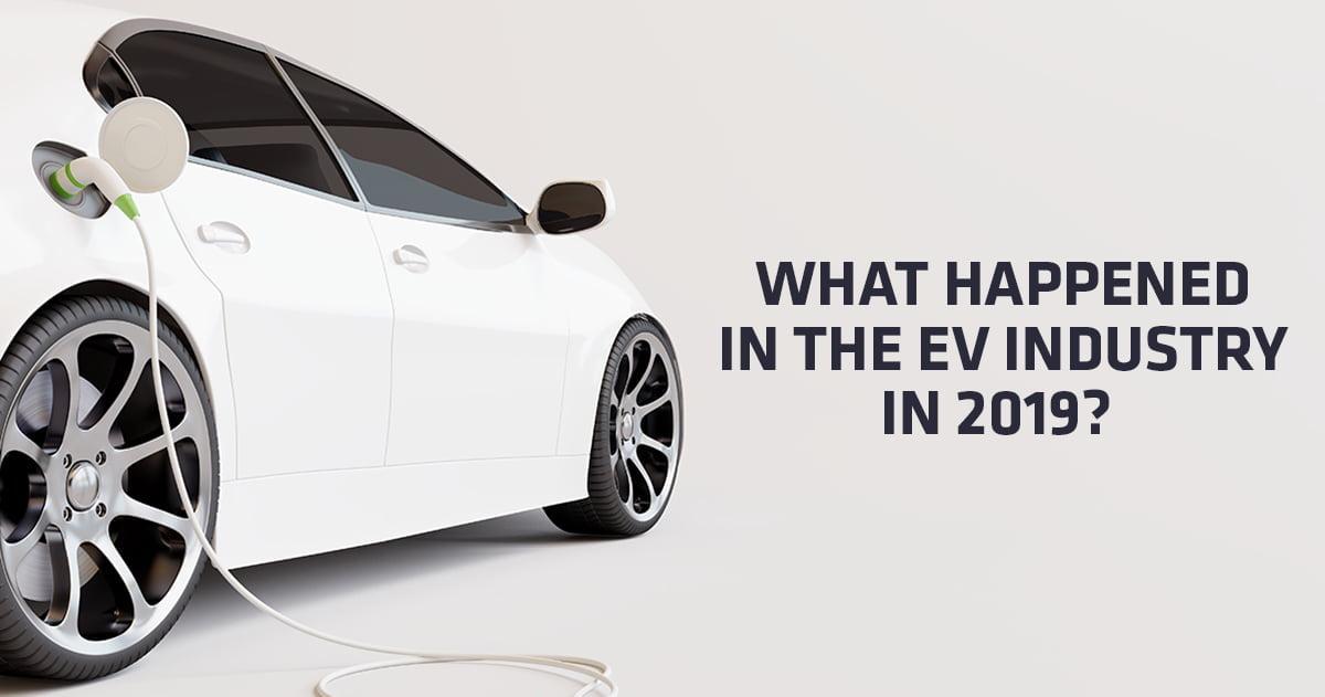 EV news 2019