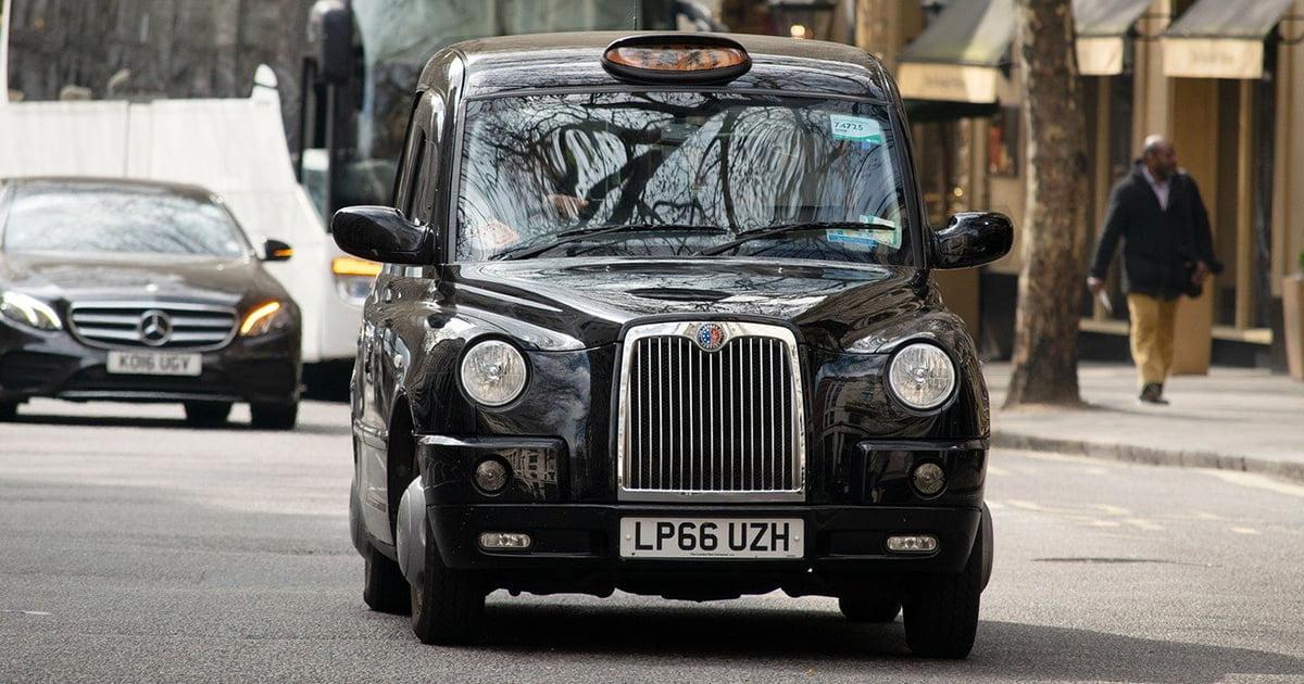 zero emissions taxi
