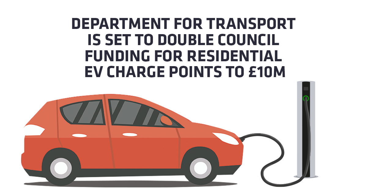 government EV funding
