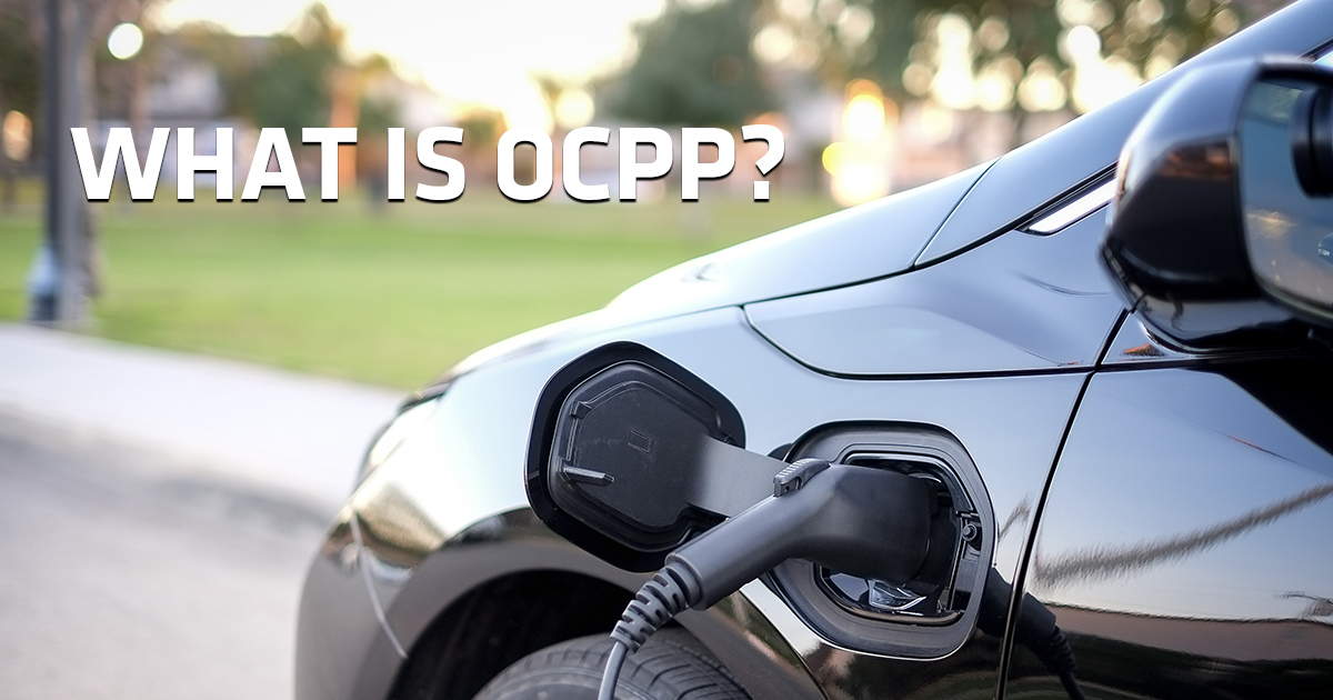 what is OCPP