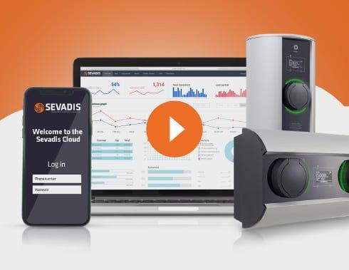 sevadis cloud app smart devices