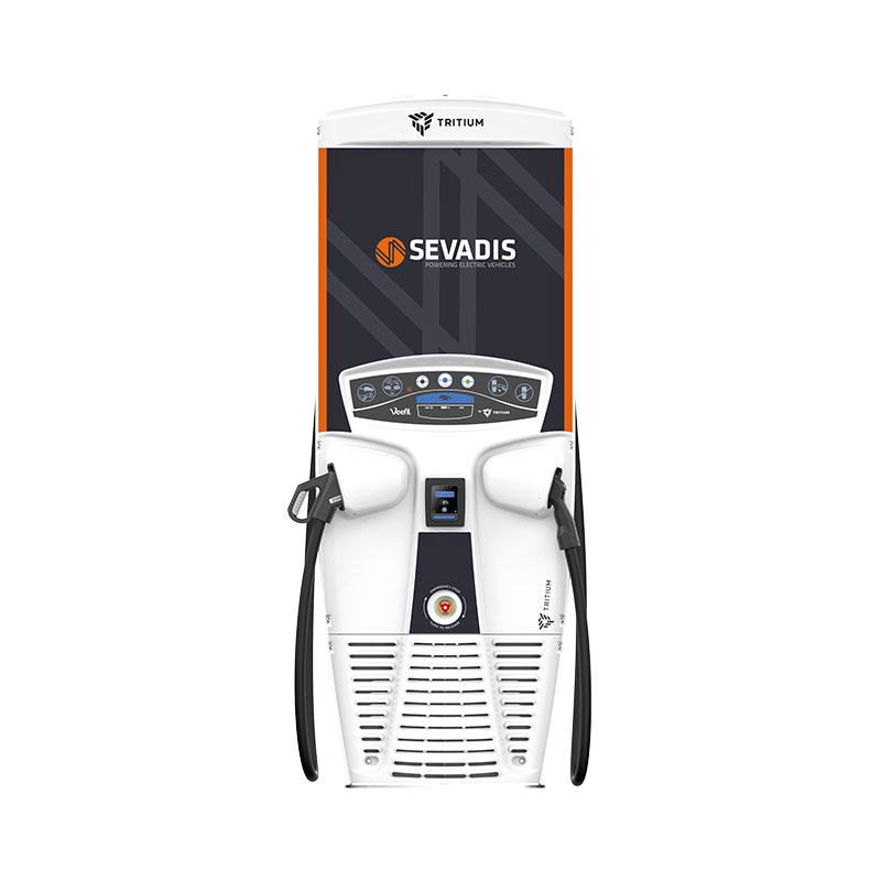 RT50 Tritium DC Fast charger from sevadis