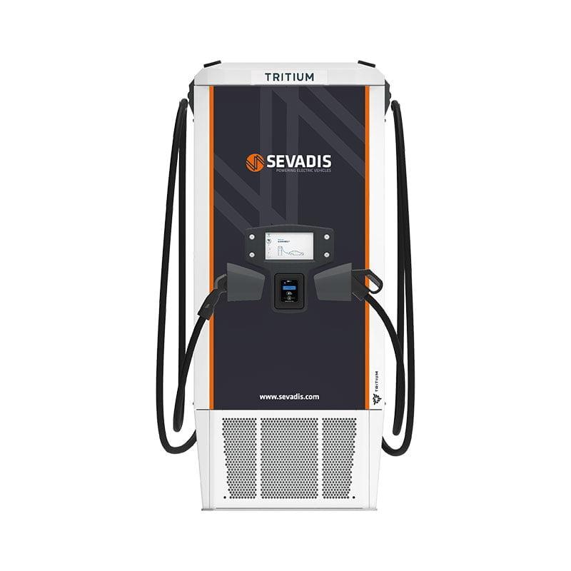 RTM 75 DC fast ev charger