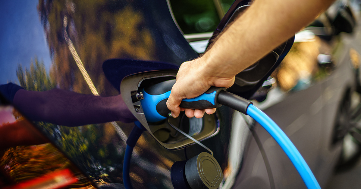 ev charge point benefits