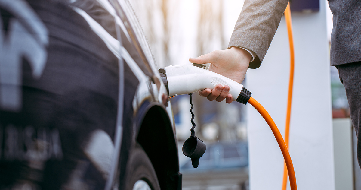 Key considerations for installing electric vehicle charge points at the workplace