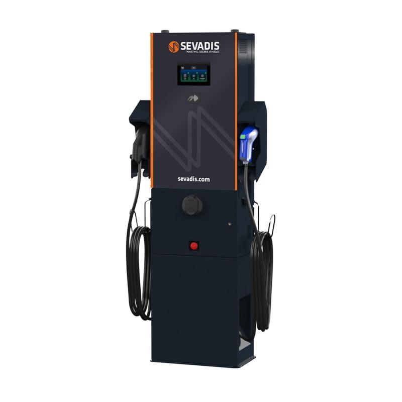 sevadis keywatt 24 wallbox charging station