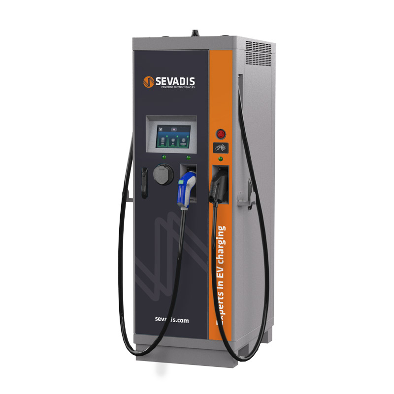 Electric vehicle fast-charger