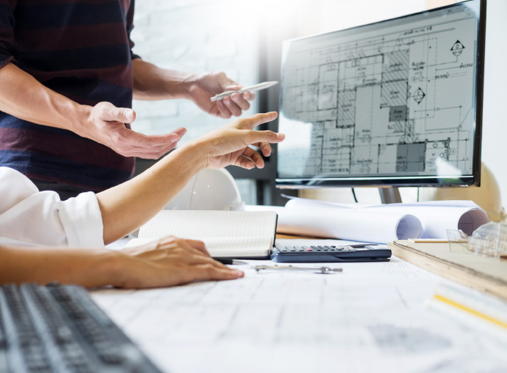 Planning construction project
