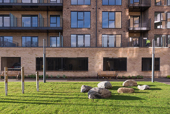 St Andrews Residential project