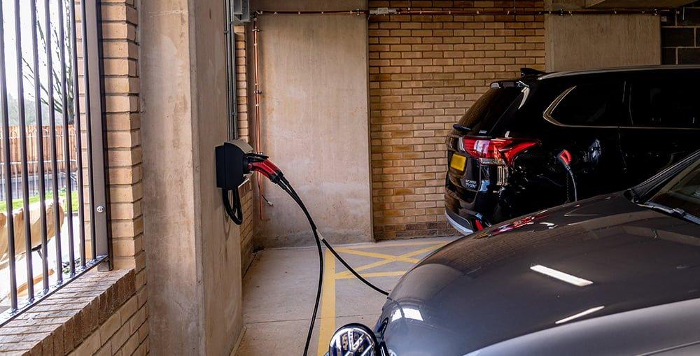 EV charging in residential premises